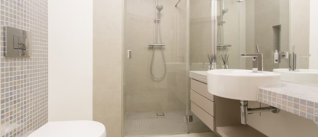 Badkamer verbouwen door de installateur uit Veghel